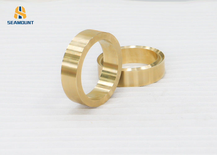 Customized Bronze Plain Copper Bearing Small Tolerance Less Than 0.003m
