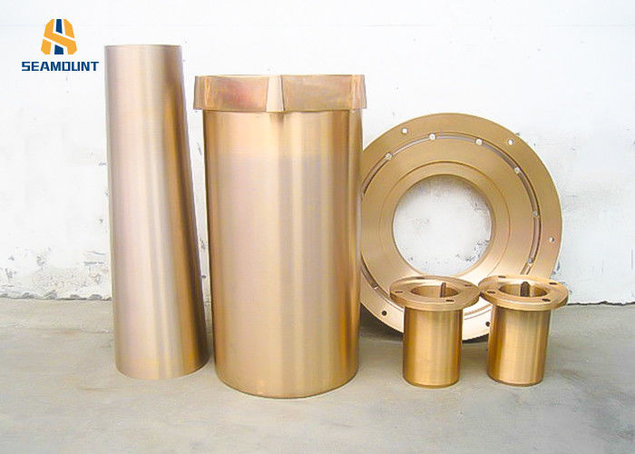 CE Certified Cone Crusher Spare Parts , Stone Crusher Parts Bronze Bushing