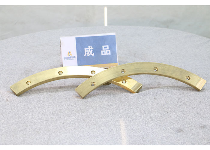 C90500 Cone Crusher Spare Parts High Tin Bronze Split Ring